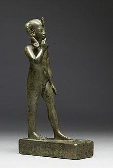 photo d'une statuette