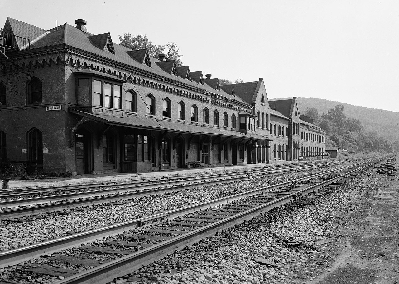 American Wallpaper Fall River Ma File Erie Railroad Station Susquehanna Jpg Wikimedia