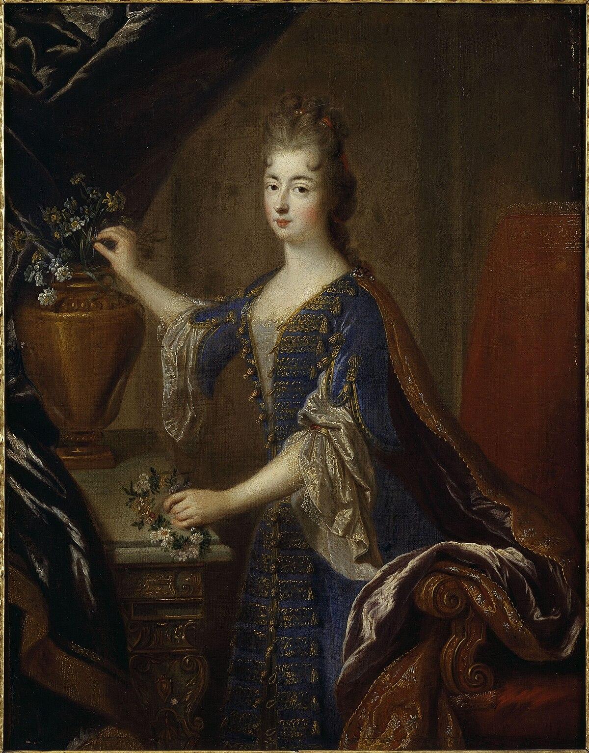 Marie-anne-victoire D'espagne : marie-anne-victoire, d'espagne, Marie-Anne, Bourbon, (1666-1739), Wikipédia