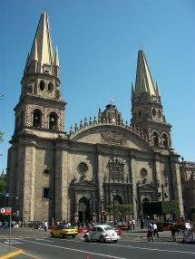 Catedral De Guadalajara Jalisco
