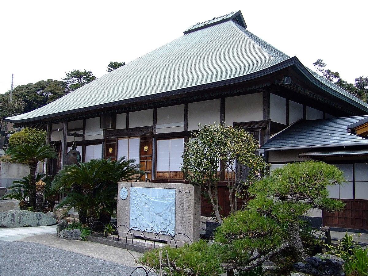 玉泉寺 (下田市) - Wikipedia
