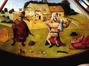 Hieronymus Bosch- The Seven Deadly Sins and th...