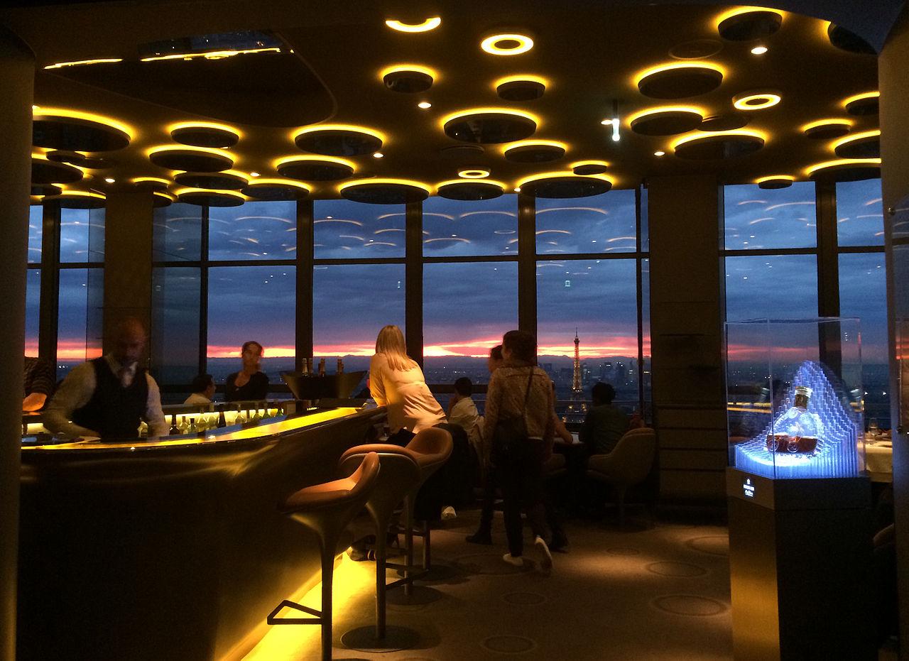 FileLe Ciel de Paris restaurant Tour Montparnasse Paris