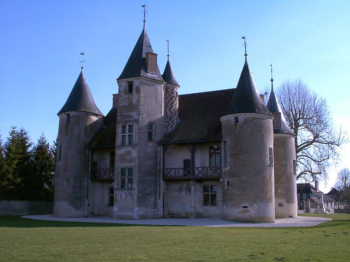 Manoir Des Tourelles Wikipdia