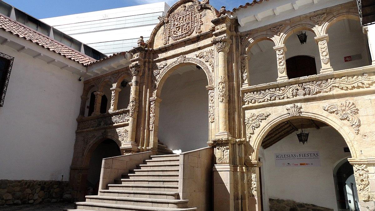 Museo Nacional de Etnografa y Folklore  Wikipedia la