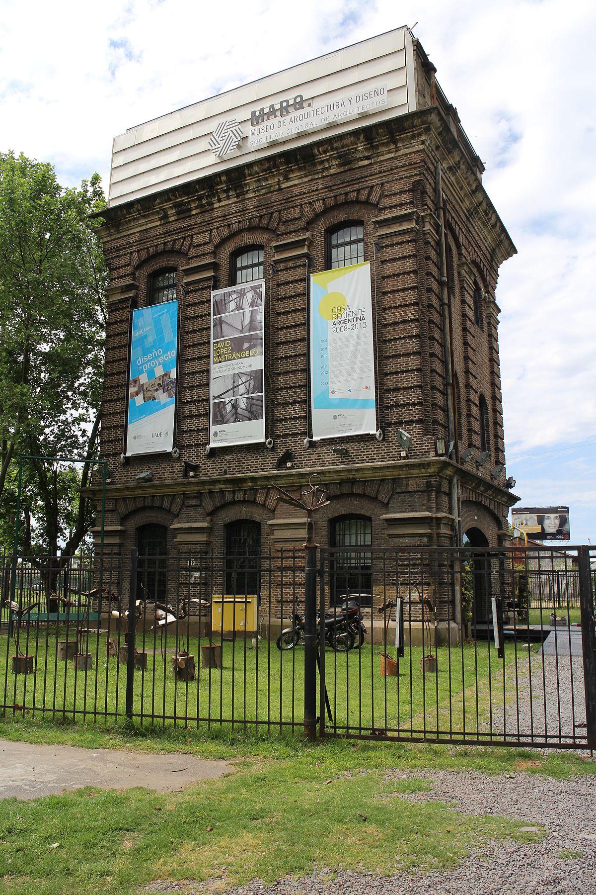 Museo de Arquitectura y Diseo  Wikipedia la