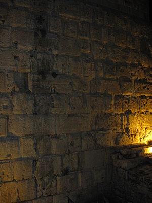 Tower of David at night מגדל דוד בלילה