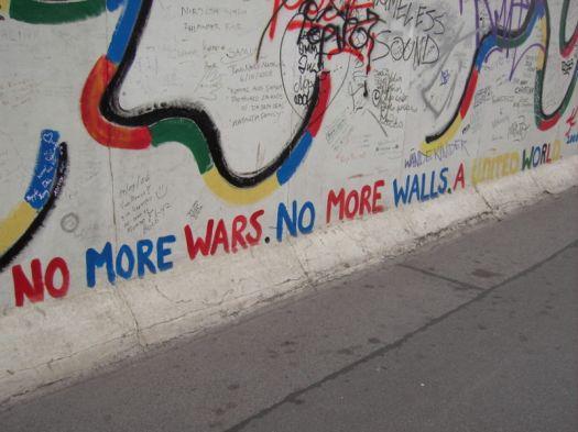 muro di Berlino, caduta