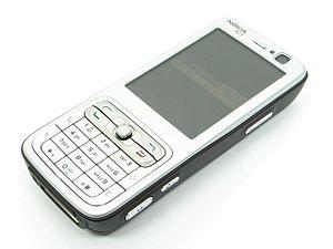 Nokia N73 Smartphone