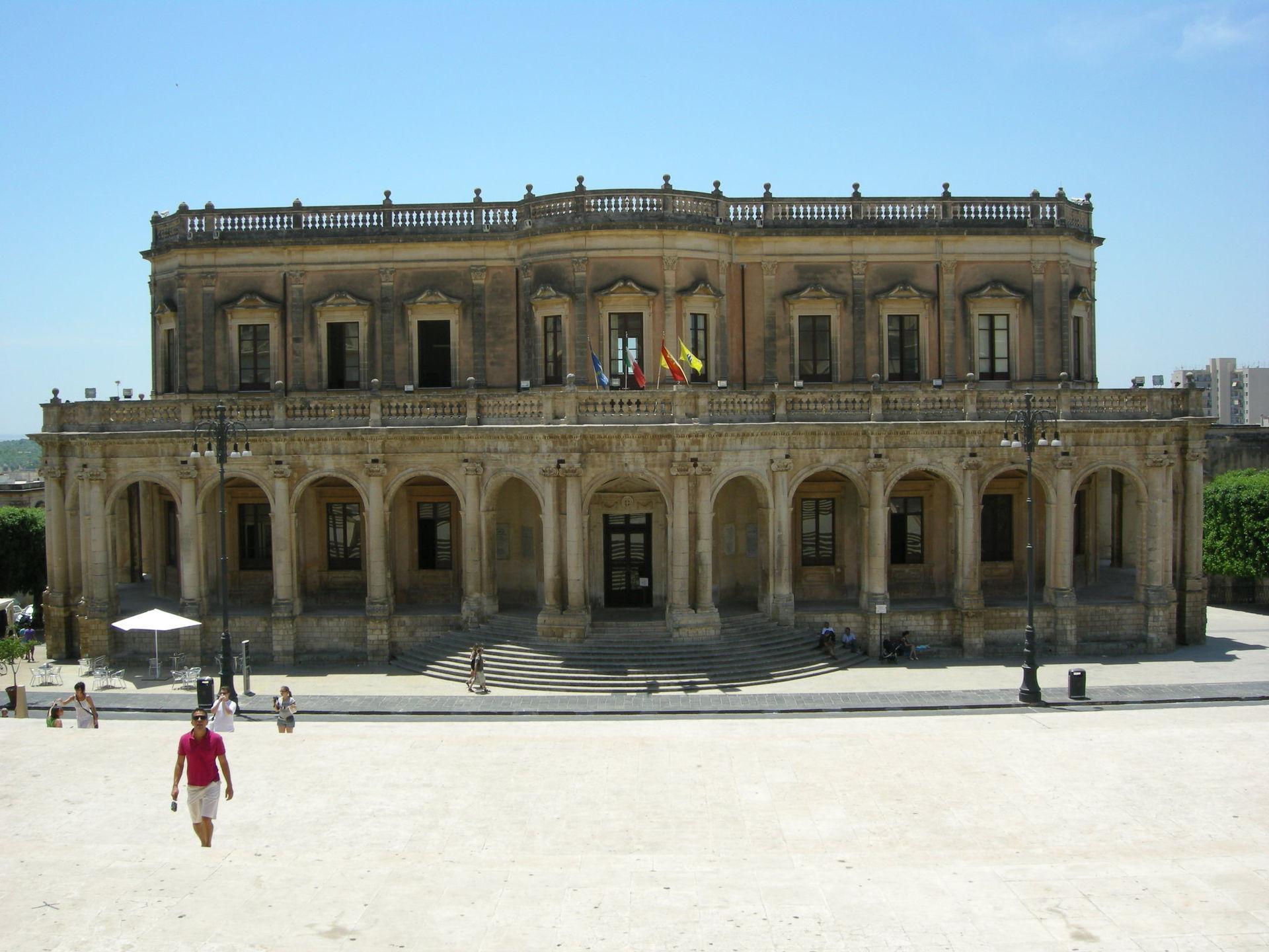 Palazzo Ducezio  Wikipedia