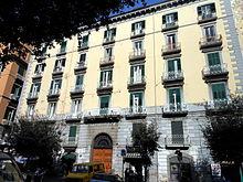 Via Santa Teresa degli Scalzi  Wikipedia