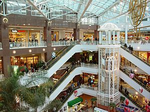 Pentagon City Mall.
