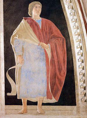 Piero della Francesca - The Prophet Jeremiah -...