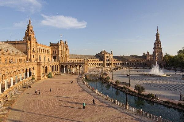 Plaza De Espa Seville - Wikipedia