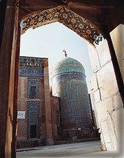 شیخ صفینین مزاری اردبیل ده