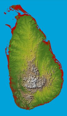Massif Central Sri Lanka Wikipdia