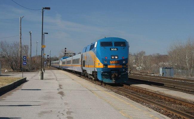 Québec City Windsor Corridor Via Rail Wikipedia