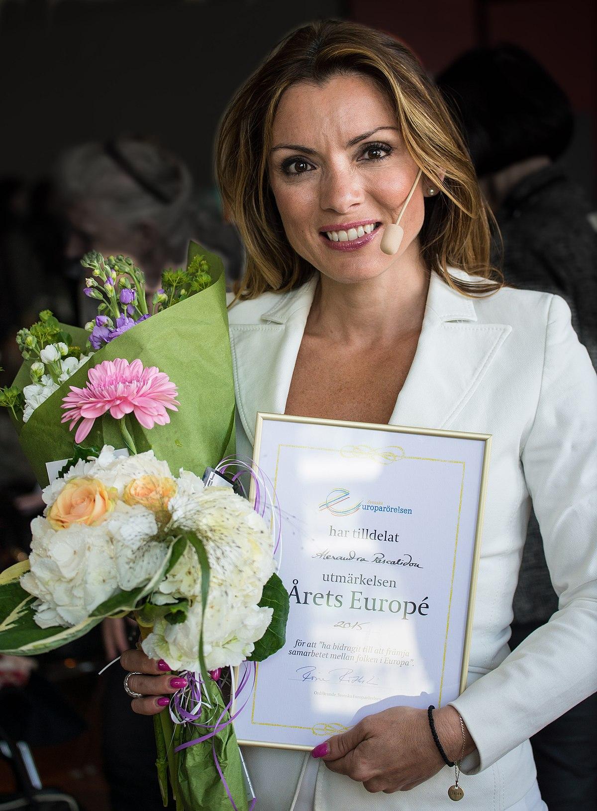 Alexandra Pascalidou  Wikipedia