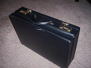 Briefcase photo taken from EnWikipedia
