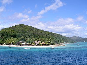Insel Castaway, Fiji