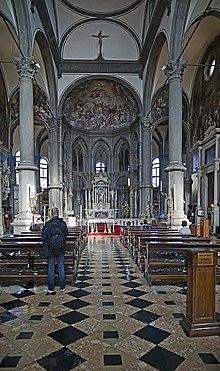 Chiesa di San Zaccaria  Wikipedia