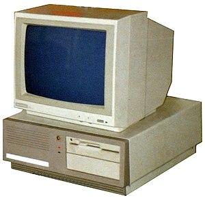 Commodore PC 20 (1992)