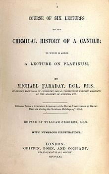 Michael Faraday  Wikipedia
