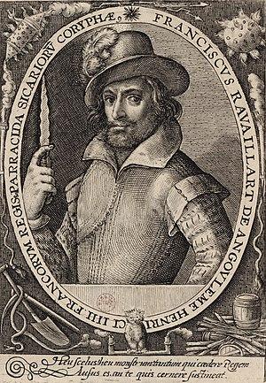 François Ravaillac, assassin of King Henry IV,...