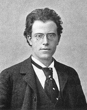 Deutsch: Gustav Mahler