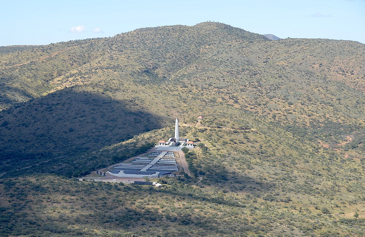Heroes Acre Namibia  Wikipedia