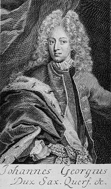 Johann Georg SachsenWeienfels