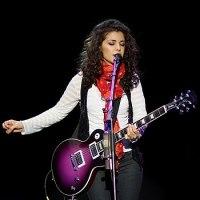 Katie Melua at Wrightegaarden