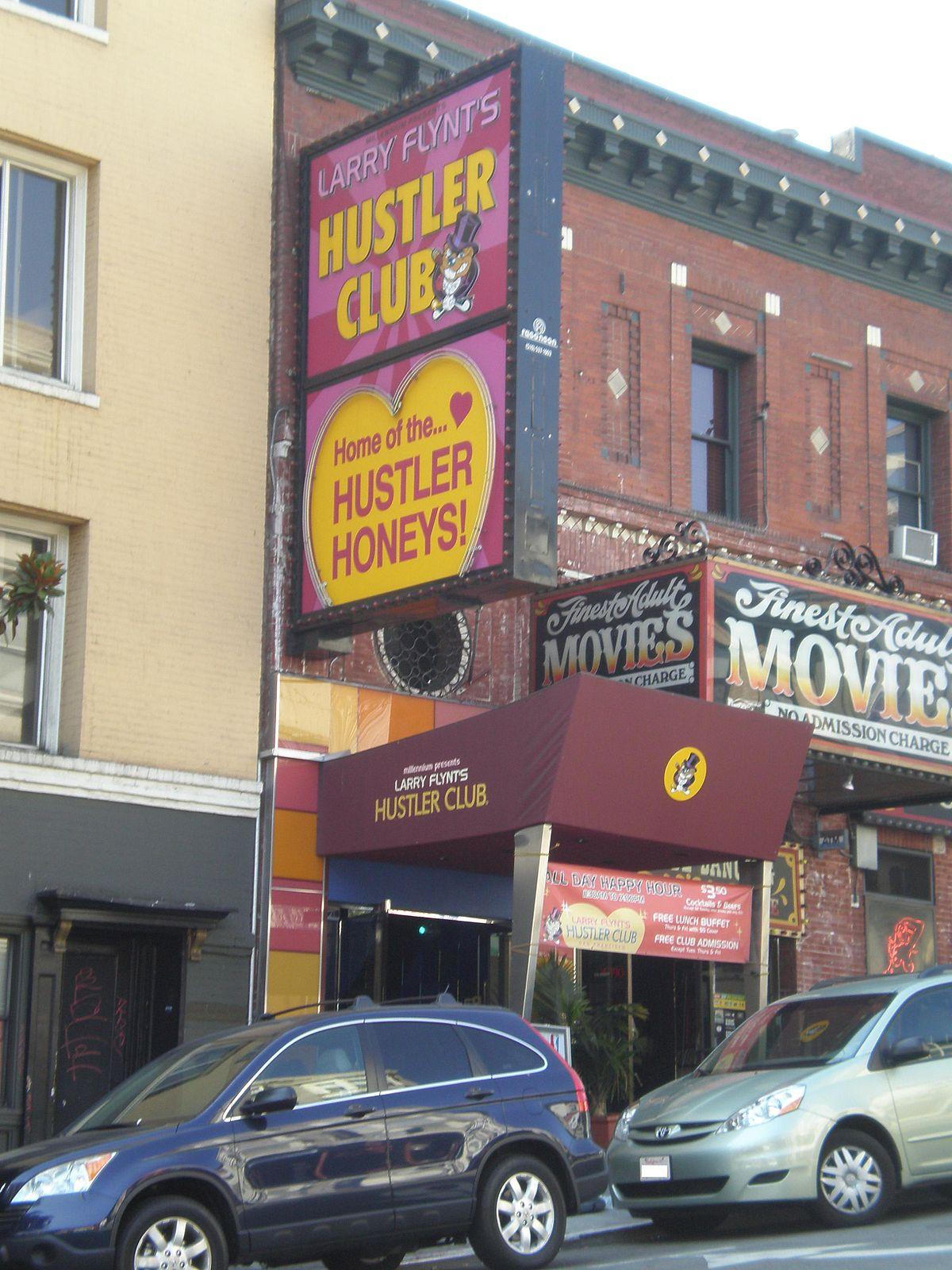 Hustler Club  Wikipedia