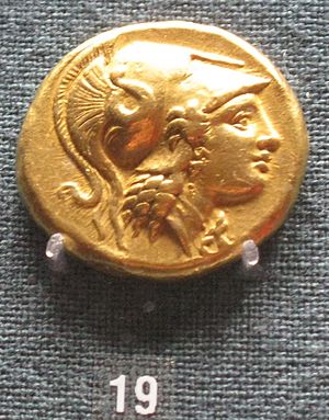 Mint of Alexander the Great: 19. Double stater...