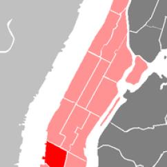 Chair Covers North East Folding Leg Caps Manhattan Community Board 2 - Wikipedia