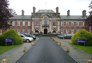 English: County Hall, Northallerton