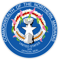 Seal of Northern Mariana Islands