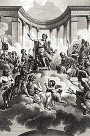 Os Doze do Olimpo reunidos
