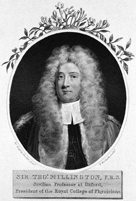 Thomas Millington physician  Wikipedia