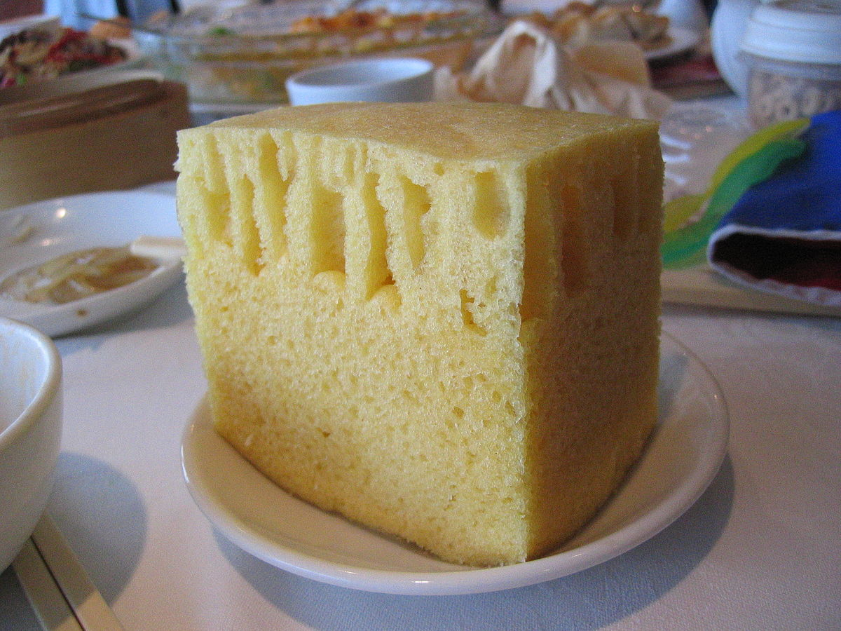 Types Cakes Without Cream
