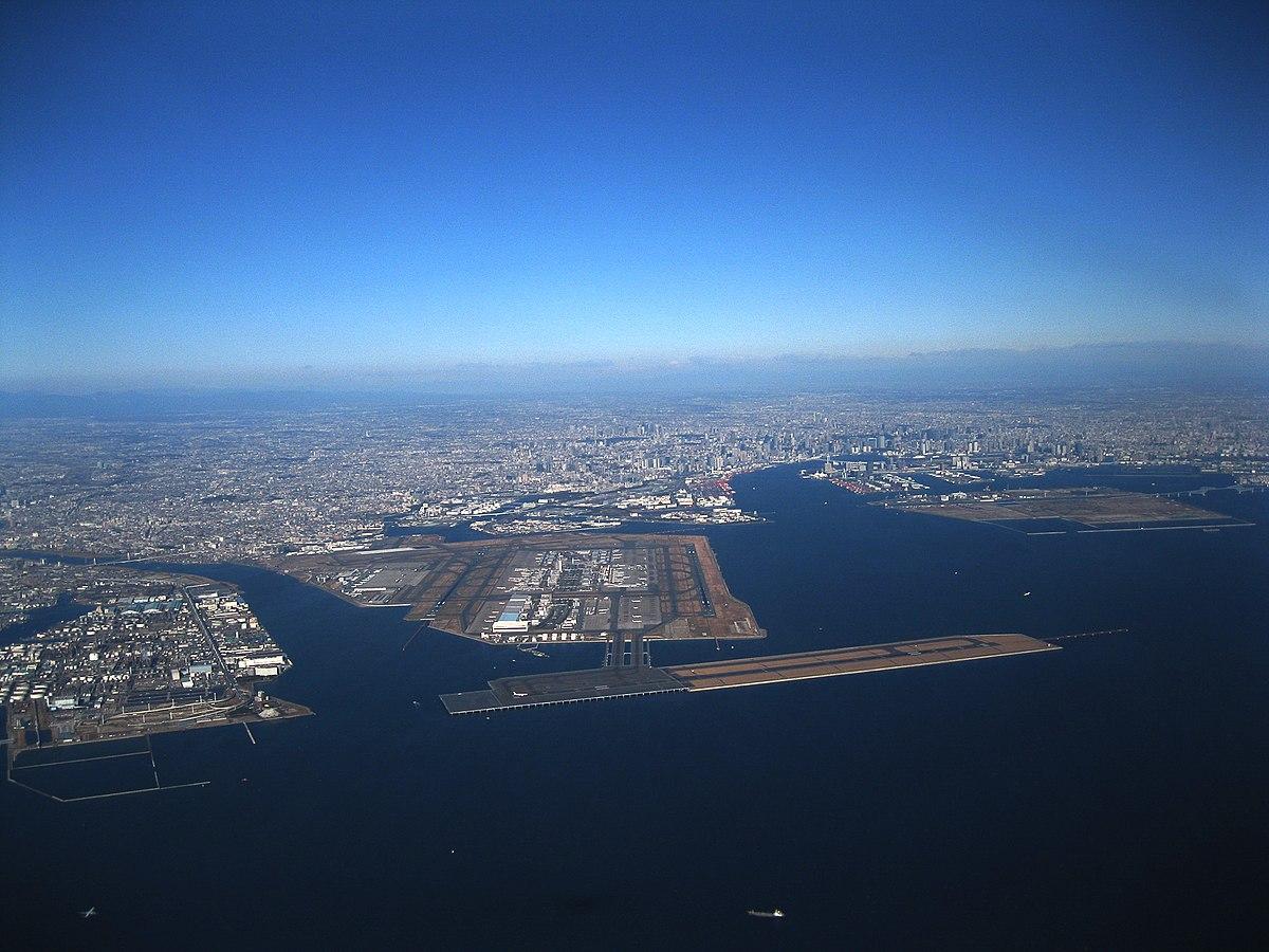 Bandar Udara Internasional Tokyo Wikipedia Bahasa
