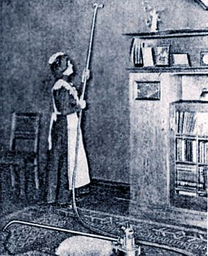 """The Dedusting Pump"", later known as..."