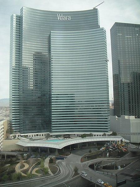 Hotel Vdara, Las Vegas, EEUU