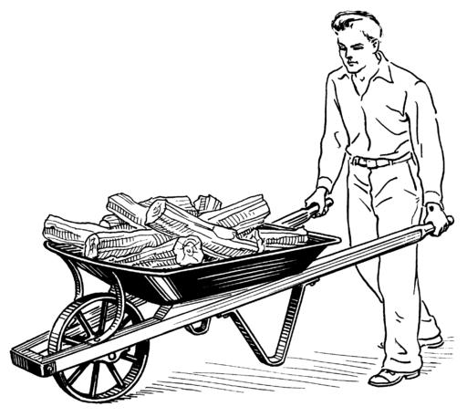 Wheelbarrow (PSF)
