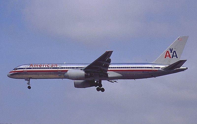 Файл:Boeing 757-223. American Airlines AN0155596.jpg — Википедия
