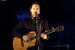 Brandon Heath opens for Third Day on their Rev...