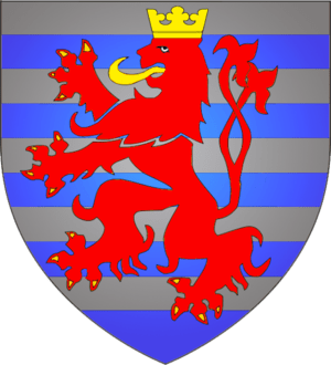 coat of arms of the Grand Duchy of Luxembourg