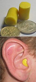 earplug wikipedia