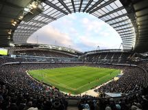 City of Manchester Stadium - Wikipedia