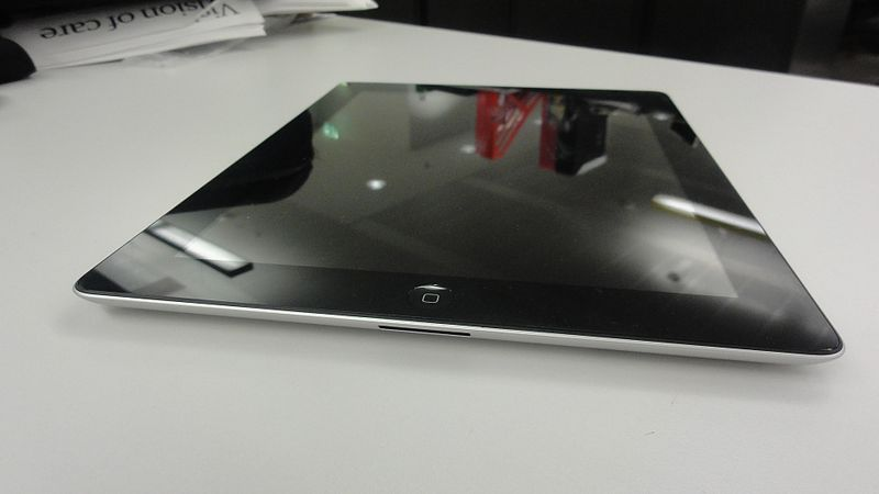 File:IPad 2 front view.jpg